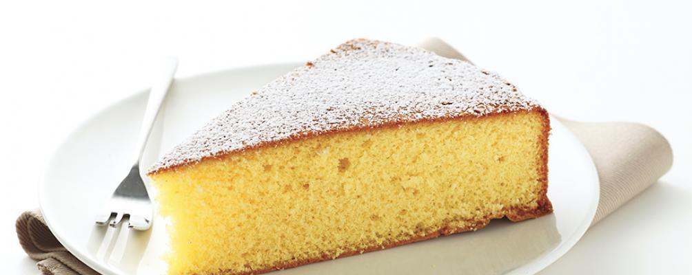 torta margherita al microonde