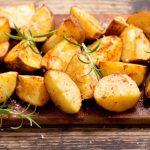 Patate al microonde Crisp
