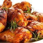 Pollo alla diavola al microonde