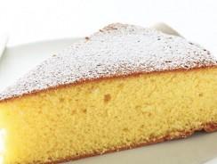 Torta margherita al microonde: pronta in 8 minuti