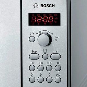 Panneau de commande Bosch hmt84g451