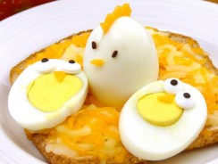 Uovo sodo al Microonde: ecco come prepararlo